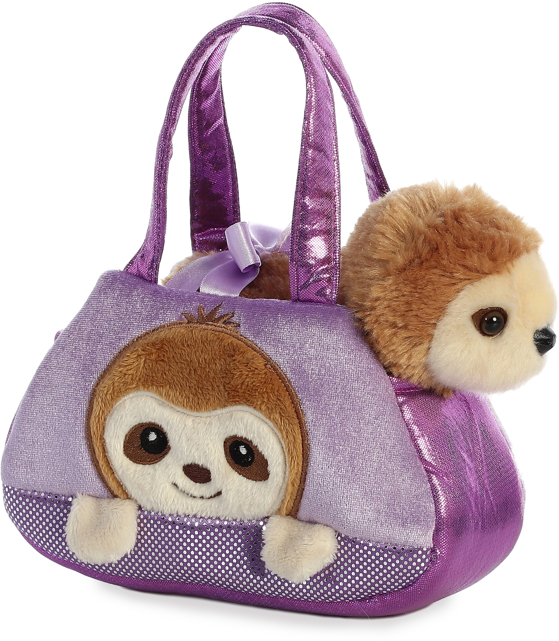 SLOTH PET CARRIER PURSE