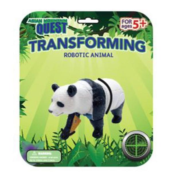 ASIAN QUEST TRANFORMING PANDA