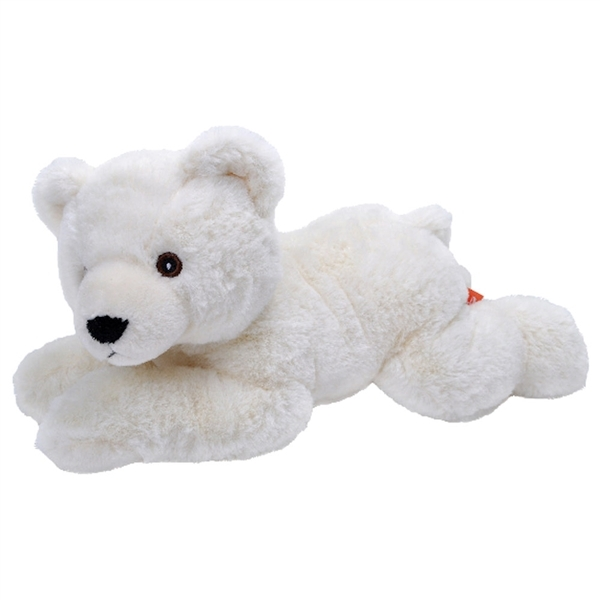 POLAR BEAR ECOKINS PLUSH