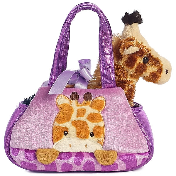 GIRAFFE PET CARRIER PURSE