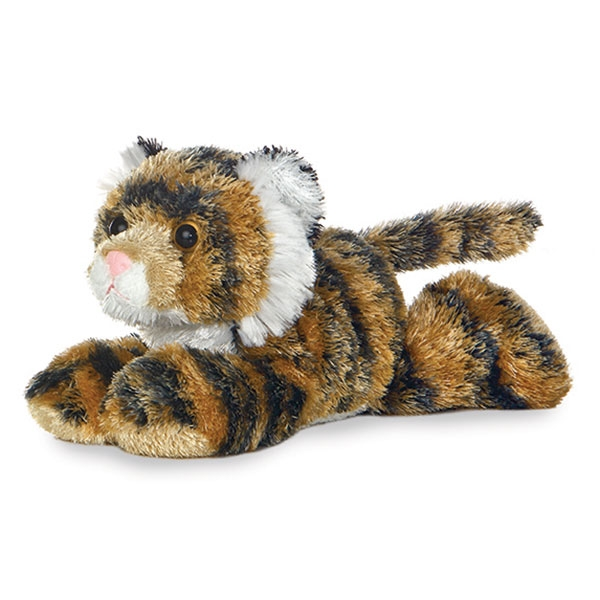 TIGER MINI FLOPSIE PLUSH