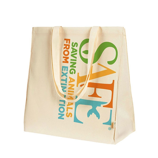SAFE ORGANIC TOTE BAG