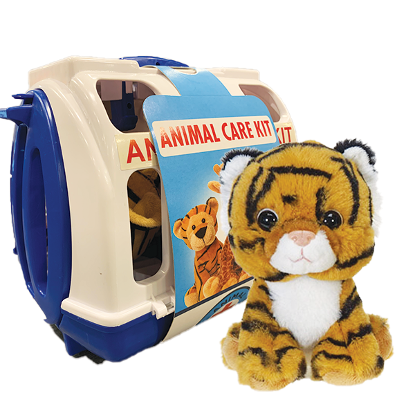 TIGER RESCUE PET CARRIER